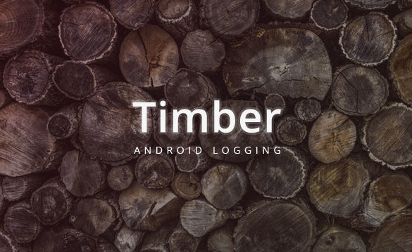 Timber android logging library