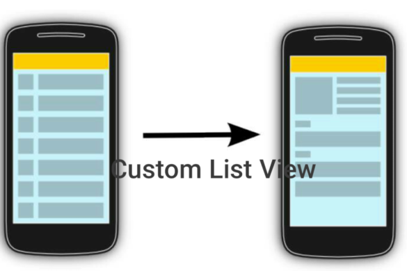 Android:CustomListView