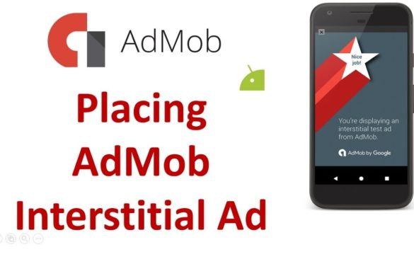 AdMob Android tutorial – Placing Interstitial Ads